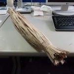猫ちぐら(犬ちぐら)の材料となる紙紐の種類・入手法、マニュアルについて